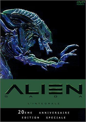 Alien - Saga intégrale - Édition Spéciale 4 DVD-0