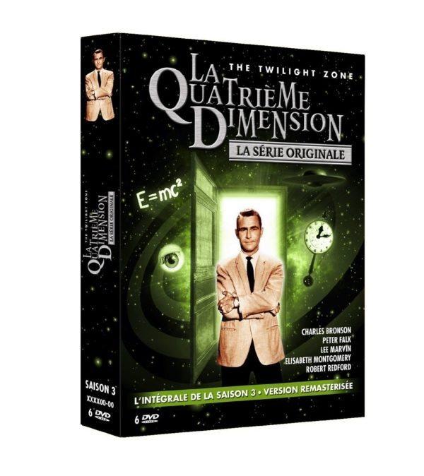 La Quatrième dimension (La série originale) - Saison 3-0