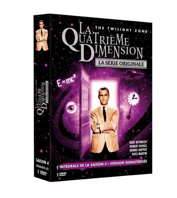 La Quatrième dimension (La série originale) - Saison 4-0