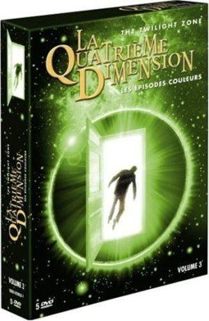 La Quatrième dimension - Volume 3-0