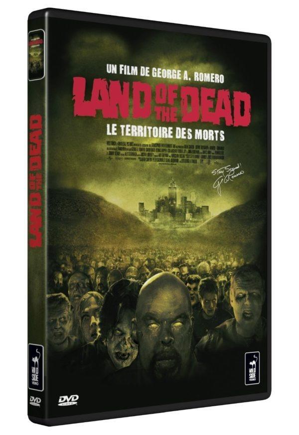 Land of the dead (le territoire des morts)-0