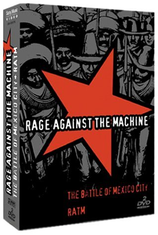 Rage Against the Machine - The Battle of Mexico City-0