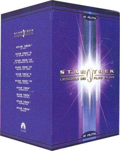 Star Trek Coffret collector 10 DVD