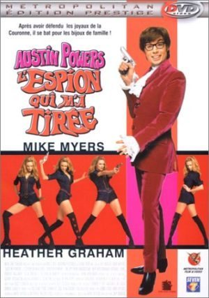 Austin Powers 2-0