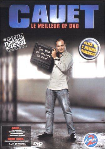 Cauet : Le meilleur of DVD