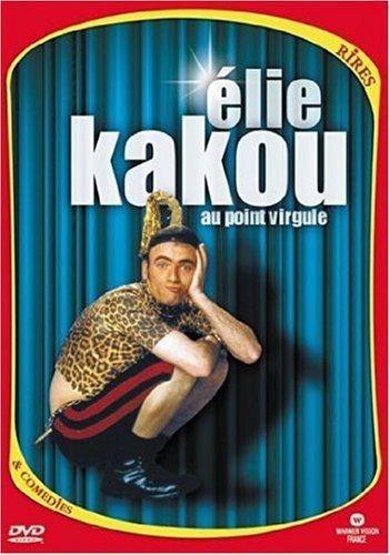 Elie Kakou - Au Point Virgule
