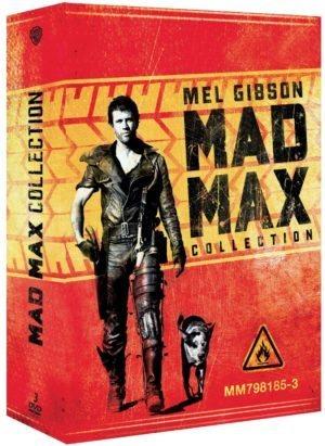 Mad Max - l'intégrale coffret 3 DVD-0
