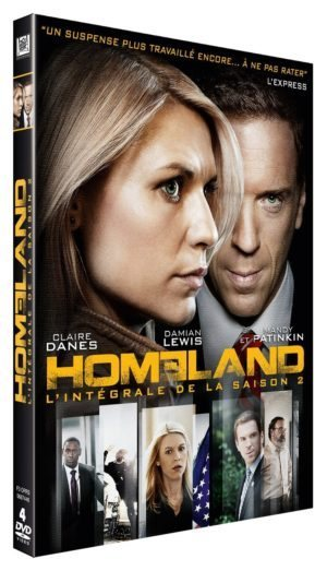 Homeland - Saison 2-0