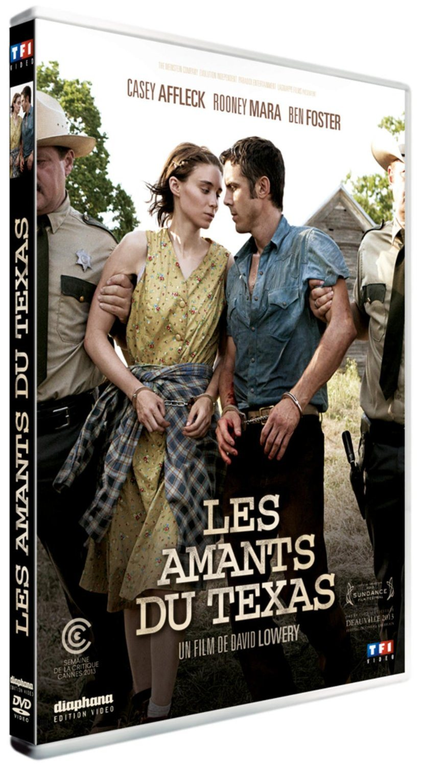 Ain't them bodies saints - les amants du Texas